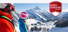 Schneegarant am Arlberg!