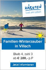 Skiwellness in Villach