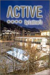 Skihotel mit Wellness - Active by Leitner's